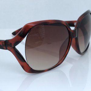 Fossil Women Sunglasses Brown Tortoise Frame 61[]1